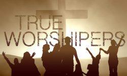 Chord Lebih dalam kumenyembah True Worshippers